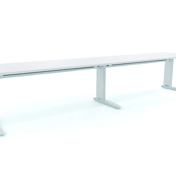 Aero twin single desk