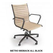 Metro-Midback-All-Black