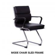 Mode chair sled frame