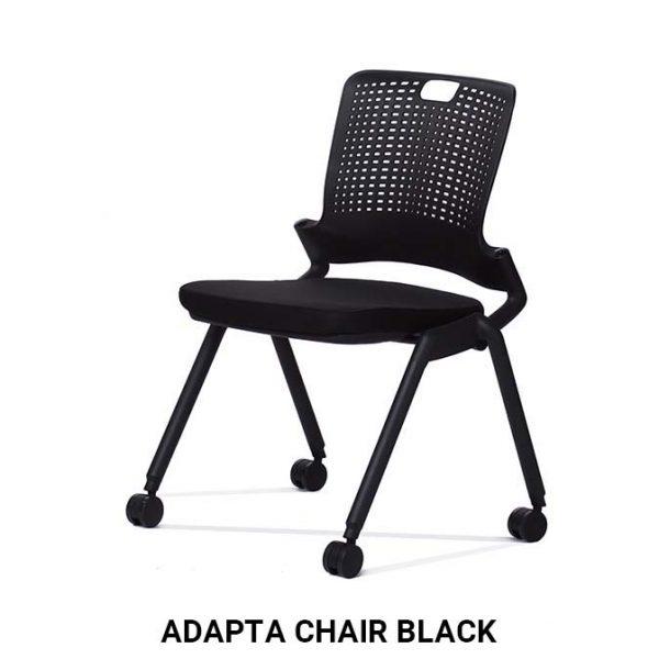 adapta-chair-black
