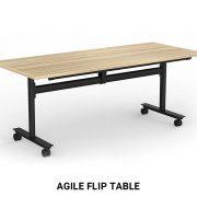 Agile Flip Table