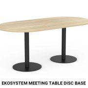 EkoSystem-Meeting-Table- disc base